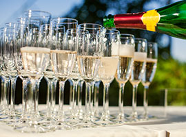 Cape Ann Wedding Catering – Bar Service MA