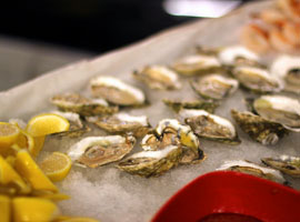 Raw Bar Catering in Massachusetts