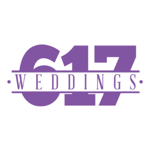 617 Weddings Logo