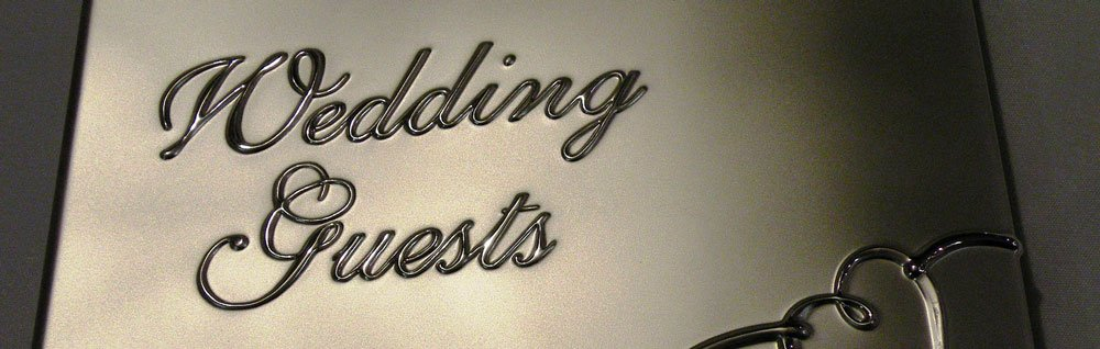 Massachusetts Wedding - Guest Lists