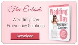 Free Wedding Day Emergency Solutions