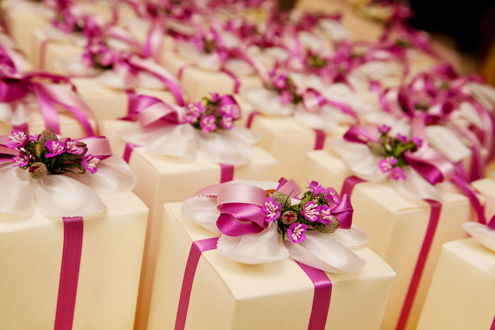 Gluten Free Wedding Favors