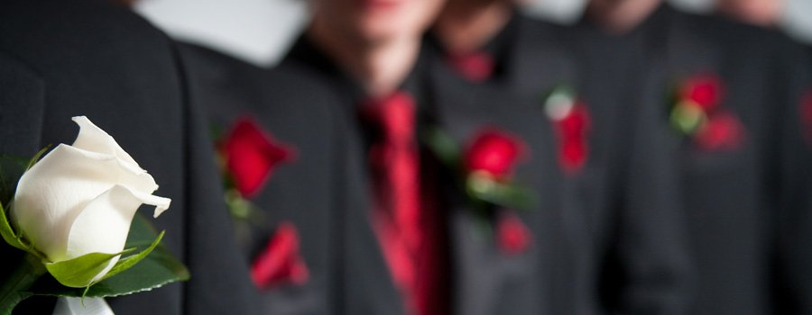 How to Dress Your Groomsmen