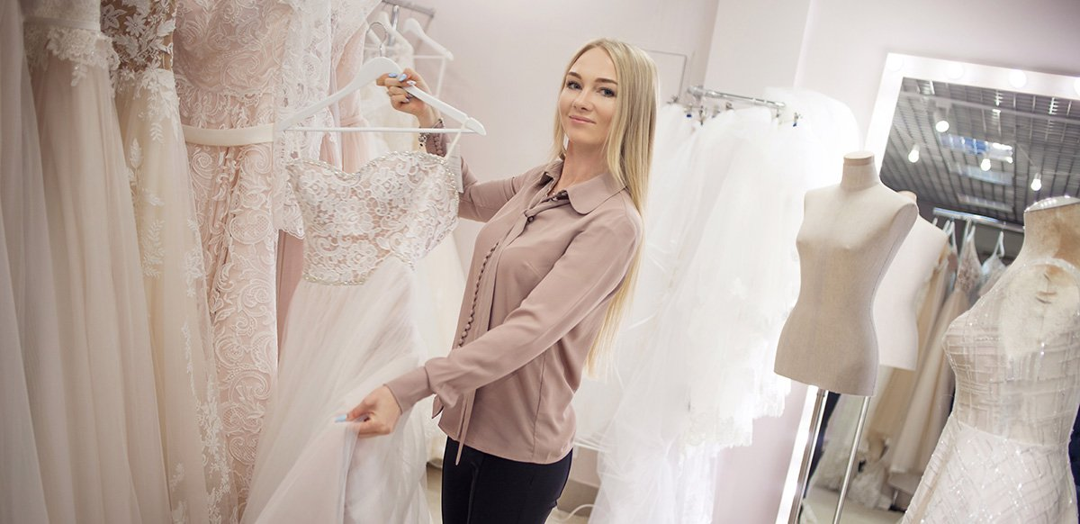 What to Expect at Your First Bridal Salon Appointment